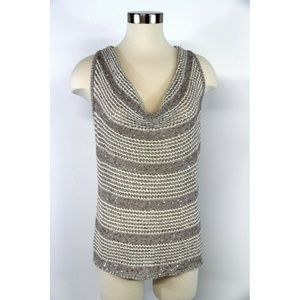 New International Concepts Knit Top Sparkles